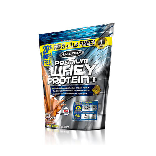 Muscletech whey