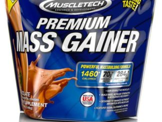 muscletech mass gainer